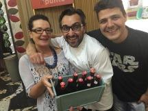 Mis canallas favoritos: Miguel de la Fuente, Luque y Ana Lorente